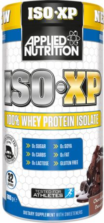 Image of Applied Nutrition ISO-XP 32 Servings Chocolate Dessert