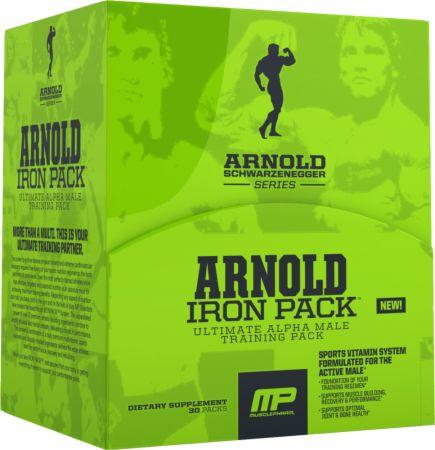 Image for Arnold Schwarzenegger Series - Iron Pack