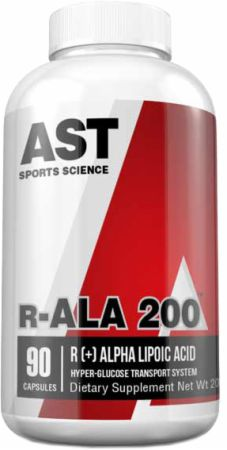 AST Sports Science R-ALA 200 の BODYBUILDING.com 日本語・商品カタログへ移動する