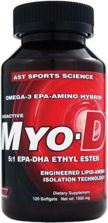 AST Sports Science Myo-D の BODYBUILDING.com 日本語・商品カタログへ移動する