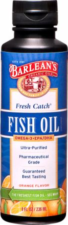 Barlean's Fresh Catch Fish Oil