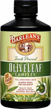 Barlean's Olive Leaf Complex の BODYBUILDING.com 日本語・商品カタログへ移動する