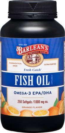 Barlean's Fresh Catch Fish Oil Softgels の BODYBUILDING.com 日本語・商品カタログへ移動する