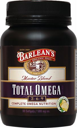 Barlean's Total Omega Softgels