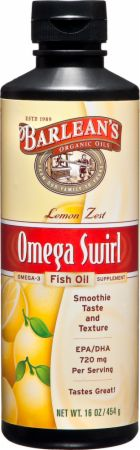 Barlean's Total Omega Liquid