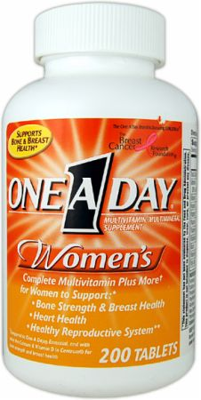 Bayer HealthCare One A Day Women's