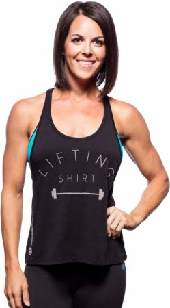 Women's Lifting Shirt Stringer Tank