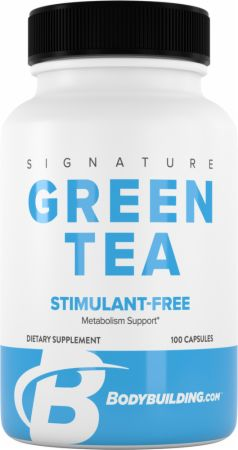Signature Green Tea