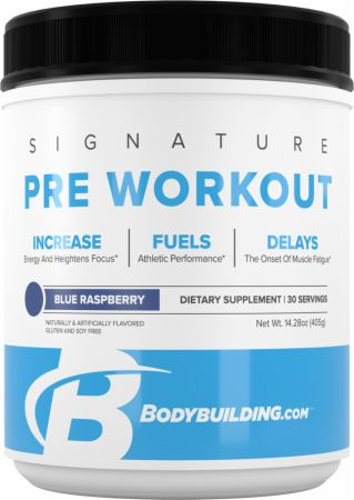 Signature Pre Workout