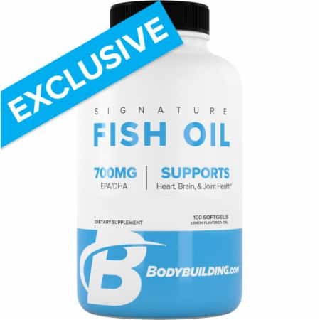 Signature Fish Oil with Omega-3