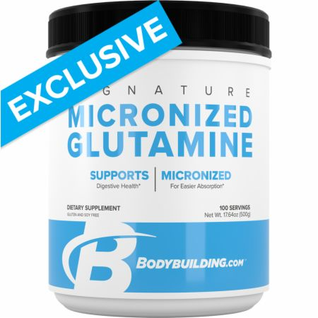 Signature Micronized Glutamine