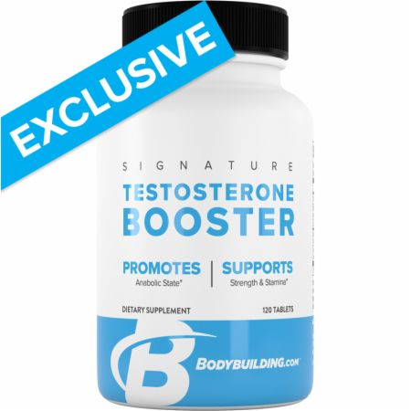 Signature Testosterone Booster