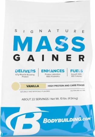 Signature Mass Gainer