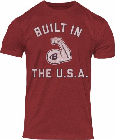 Built In The USA Tee