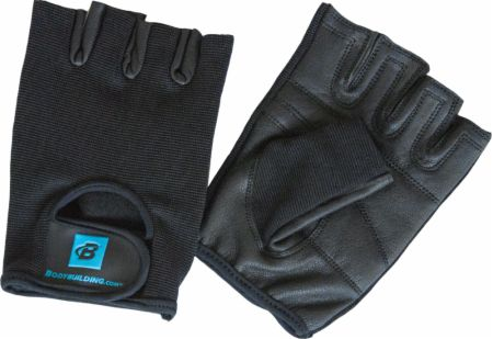 Weight Lifting Gloves Black XL - Weight Lifting Gloves Bodybuilding.com Accessories