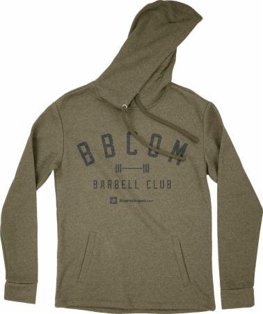 Barbell Hoodie