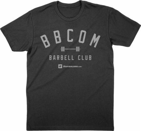 Barbell Tee