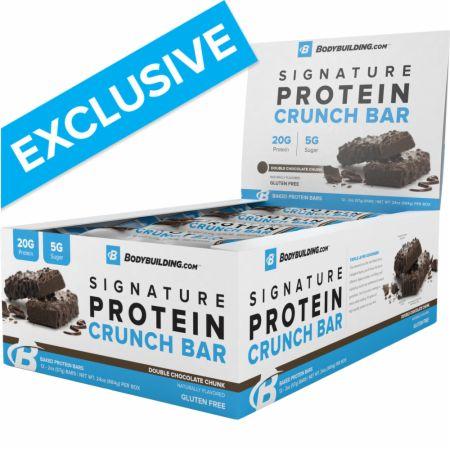 Signature Protein Crunch Bars