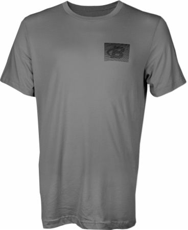 Men's B Swoosh Graphic T-Shirt Asphault Grey XL - Men's T-Shirts Bodybuilding.com Clothing Bodybuilding.com Clothing Men's B Swoosh Graphic T-Shirt Asphault Grey XL  - Made with 100% cotton & has a next-to-skin fit to wick sweat, great in the gym or around town