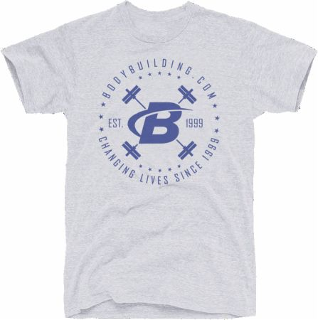 Men's B Barbells Graphic Tee