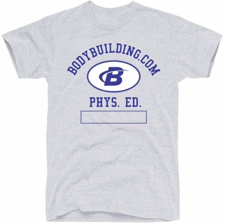 Men's BBCOM Phys Ed Graphic Tee