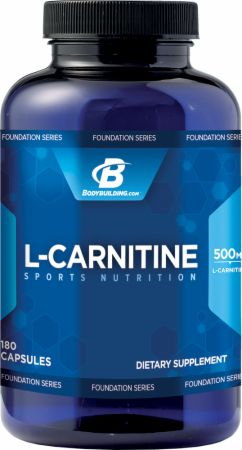 Bodybuilding.com Supplements L-Carnitine