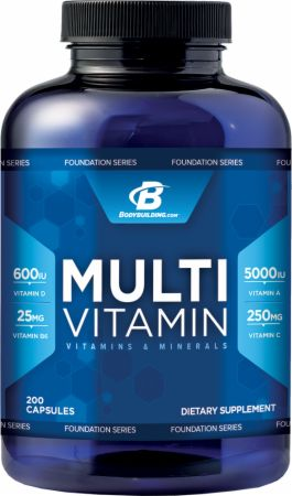 Bodybuilding.com Foundation Multivitamin