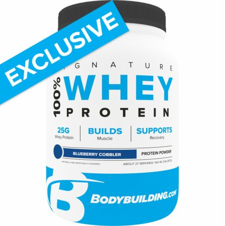 Signature 100% Whey Protein Powder