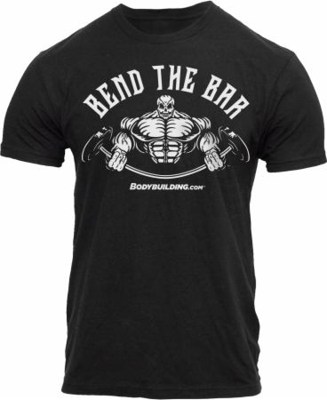 T-Shirt of the Month - Bend The Bar