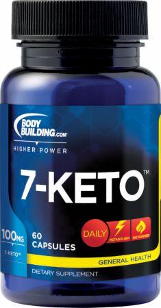 Bodybuilding.com Foundation Series 7-Keto
