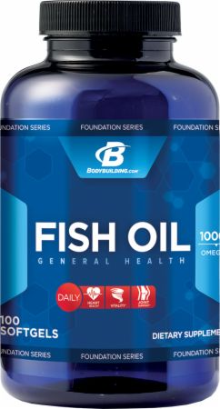 Image for Bodybuilding.com Foundation Series - Fish Oil