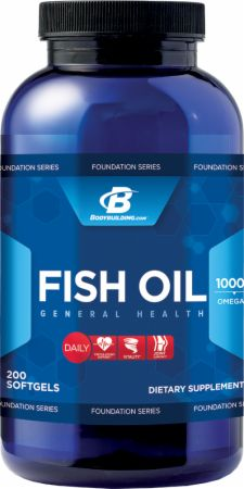 Bodybuilding.com Supplements Fish Oil