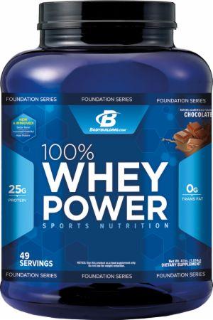 Bodybuilding.com Foundation Series 100% Whey Power の BODYBUILDING.com 日本語・商品カタログへ移動する