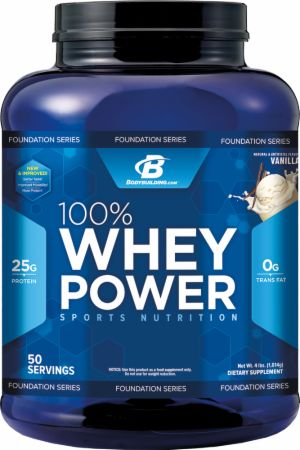 100% Whey Power