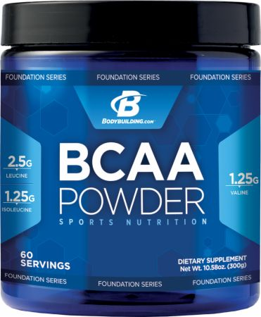 Bodybuilding.com Supplements BCAA Powder