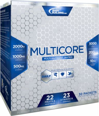 Bodybuilding.com Platinum Series MULTICORE