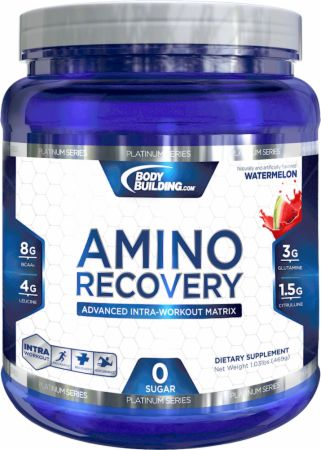 Image for Bodybuilding.com Platinum Series - AMINO RECOVERY