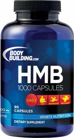 Bodybuilding.com Foundation Series HMB 1000