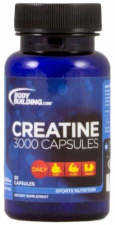 Bodybuilding.com Foundation Series Creatine 3000