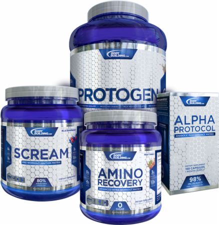 Image for Bodybuilding.com Platinum Series - Anabolic Stack