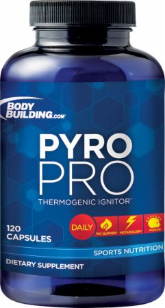 Image for Bodybuilding.com Foundation Series - PYRO PRO