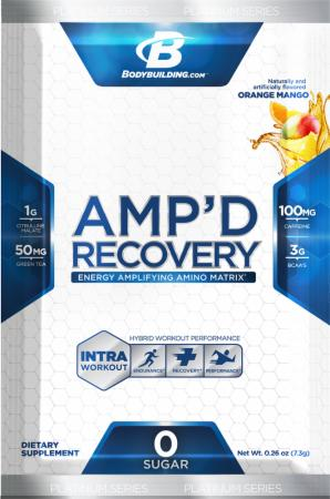 Image for Bodybuilding.com Platinum Series - AMP'D Recovery