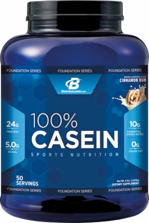 Bodybuilding.com Supplements 100% Casein