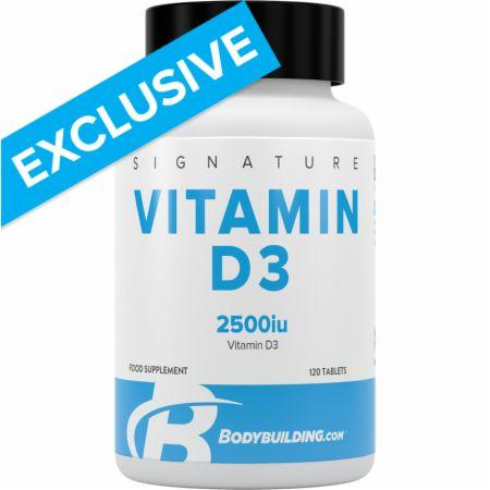 Signature Vitamin D3