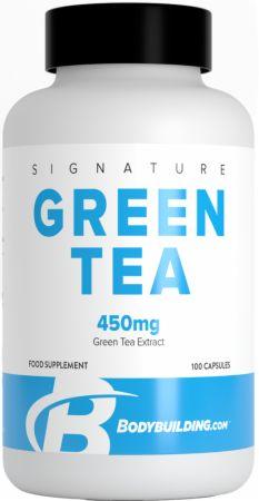 Image of Bodybuilding.com Signature Green Tea 100 Capsules
