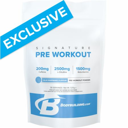 Signature Pre Workout