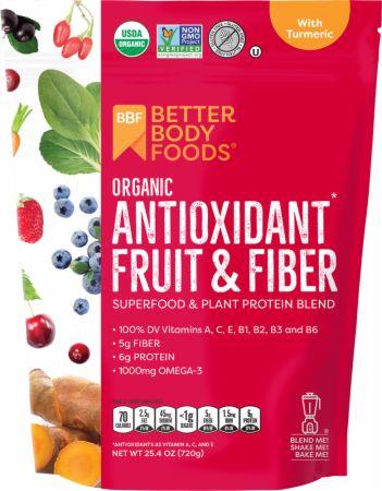 Organic Antioxidant Fruit & Fiber