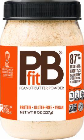 Image of PBfit Peanut Butter Powder Peanut Butter 8 Oz. - Nut Butters BetterBody Foods
