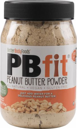 Image of BetterBody Foods PB Fit Peanut Butter Powder 225 Grams Peanut Butter
