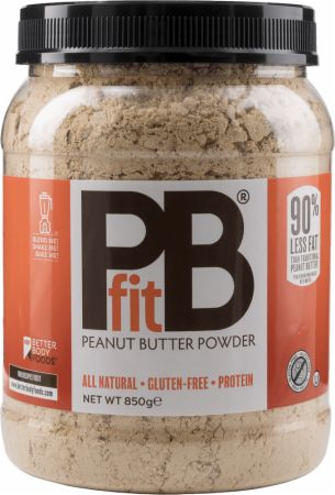 Image of BetterBody Foods PB Fit Peanut Butter Powder 850 Grams Peanut Butter